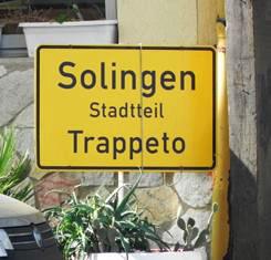 Solingen, Stadtteil Trappeto